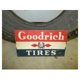 VIEW 3 CLOSE UP GOODRICH TIRES DISPLAY