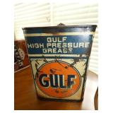 6X8 GULF GREASE CAN