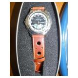 VIEW 2 CLOSE UP FORD MUSTANG WATCH