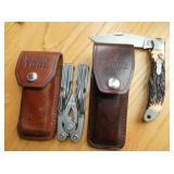 UNCLE HENRY/SHRADE MULTI TOOLS