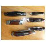 OLD TIMER & OTHER KNIVES