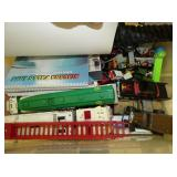 COLLECTION OF CARS & HESS TRUCKS