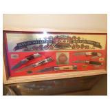 SUPER NICE SHRADE XL CUTLERY KNIFE SET
