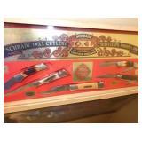 VIEW 2 CLOSE SCHRADE KNIFE SET