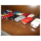 VARIOUS PROMO CARS