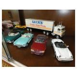 1:24 ERTL TOY CARS