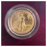 VIEW 2 $5 AMERICAN EAGLE GOLD COIN