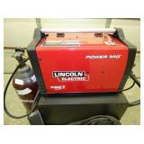 VIEW 2 CLOSE UP LINCOLN 180C WELDER