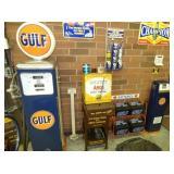 GULF GAS PUMP-WIPER DISPLAY-OTHER