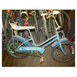 COLUMBIA BLUE ANGEL BIKE W/BANANA SEAT