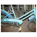 VIEW 2 COLUMBIA BLUE ANGEL BICYCLE