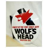 VIEW 2 OTHERSIDE WOLFS HEAD FLANGE