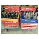 COKE, RC AND OTHER CARRIERS/BOTTLES