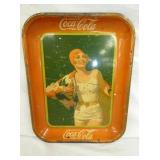 1930 COKE TRAY