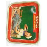 1940 COKE TRAY W/ SAILOR