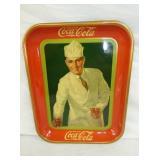 1928 COKE TRAY SODA SHOP