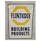 20X28 EMB. FLINTKOTE PRODUCTS SIGN