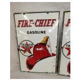 VIEW 4 PORC. FIRE CHIEF PUMP PLATES
