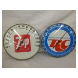 12IN 7UP AND RC THERMOMETERS