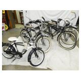 GROUP PICTURE HOPALONG BIKE COLLECTION
