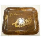 VIEW 2 CLOSEUP EARLY CLINES ADV. TRAY