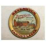 4 1/2 BEVERWICK FAMOUS LAGER TRAY