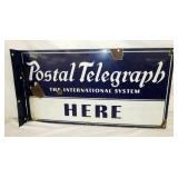 30X16 PORC. POSTAL TELEGRAPH FLANGE