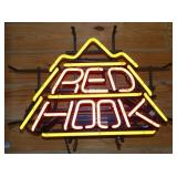 RED HOOK NEON SIGN