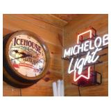 ICE HOUSE, MICHELOB NEON