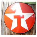TEXACO CAN SIGN
