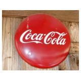 16IN Coca Cola BUTTON
