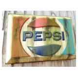 38X53 PEPSI CAN SIGN