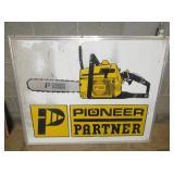 47X57 PIONEER DEALER SIGN
