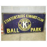 VIEW 3 KIWANIS CLUB SIGN