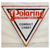 24X27 PORC. POLARINE CONSULT CHART SIGN
