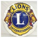 VIEW 2 OTHERSIDE PORC. LIONS INTER.