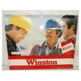 21X18 WINSTON CIG. SIGN