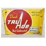 DRINK TRU ADE FLANGE