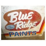 VIEW 2 CLOSEUP BLUE RIDGE SIGN
