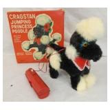 CRAGSTON JUMPING POODLE W/ BOX