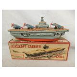 AIRCRAFT CARRIER W/ ORIG. BOX