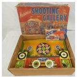 SHOOTING GALLERY W/ ORIG. BOX