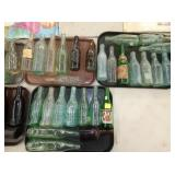 GROUP PICTURE SODA BOTTLES