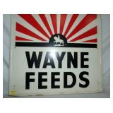 VIEW 3 1969 WAYNE FEEDS SIGN