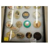 COLL. EARLY COCA COLA POCKET MIRRORS
