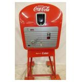 PROFESSIONAL RESTORED VENDO 27 COKE BOX