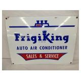 24X18 1958 PORC. FRIGIKING SIGN