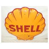 VIEW 2 TOP EMB. PORC. CLAM SHELL SIGN