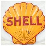 VIEW 3 PORC. CLAM SHELL 4FT. SIGN