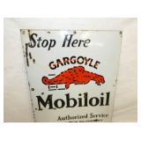 VIEW 2 CLOSEUP MOBILOIL W/ GARGOYLE